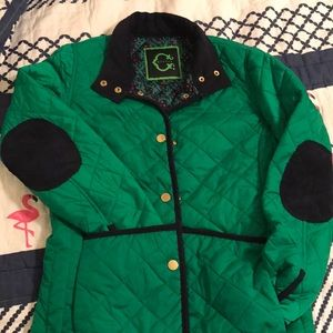 EUC C. Wonder Quilted Jacket. Size Small